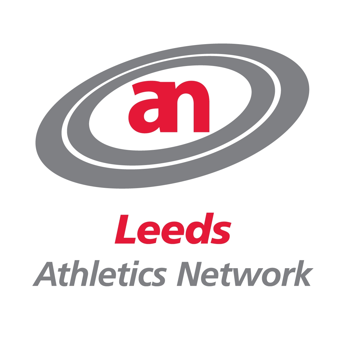 Leeds Athletics Network logo